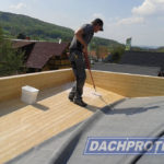 Dachprotect Spezial-Dachfolie aus EPDM