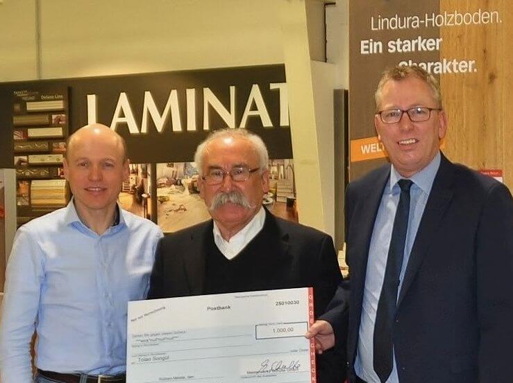 Luhmann Celle Lindura Gewinnspiel 2018