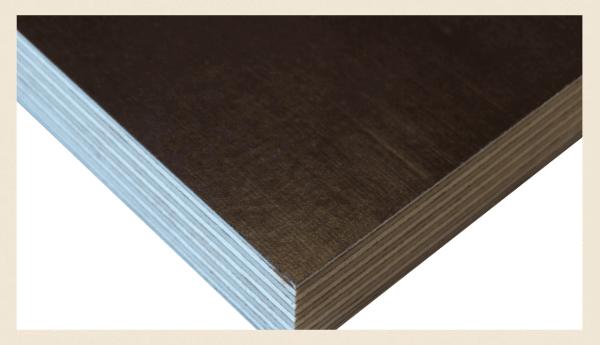 Plattenwerkstoffe, Film Siebdruckplatte Luhmann Celle