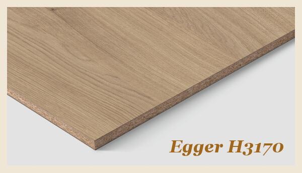 Beschichtete Spanplatte Egger H3170