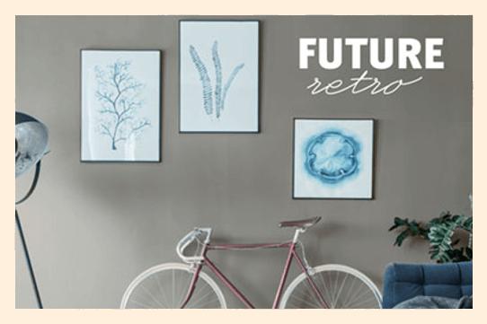 dekorkollektion 2020 future retro