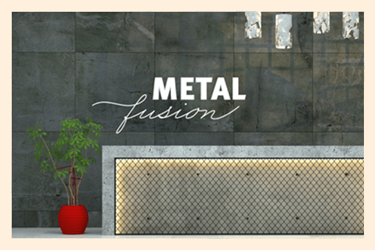 dekorkollektion 2020 egger metal fusion