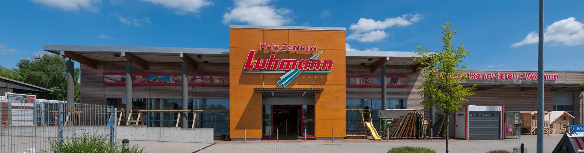 Luhmann Celle Haupteingang