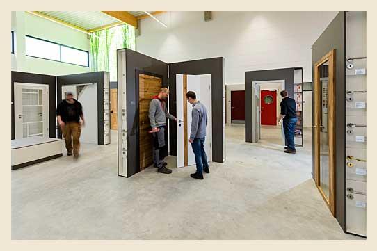 Luhmann Braunschweig Austellung Türen