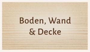 Luhmann Sortiment: Boden Wand Decke