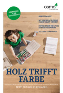 Osmo - Holz trifft Farbe
