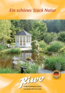 Gartenpavillions Katalog Luhmann